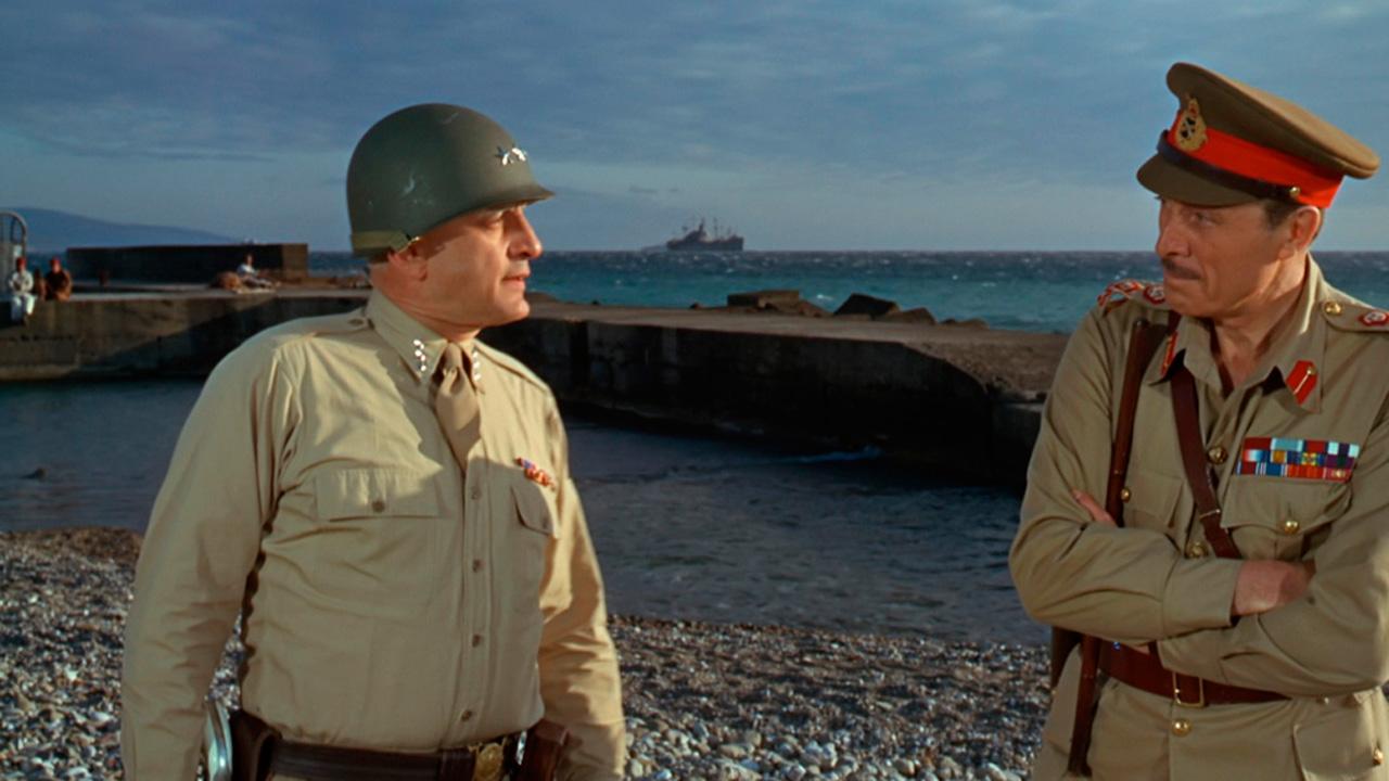 Patton - Rebell in Uniform