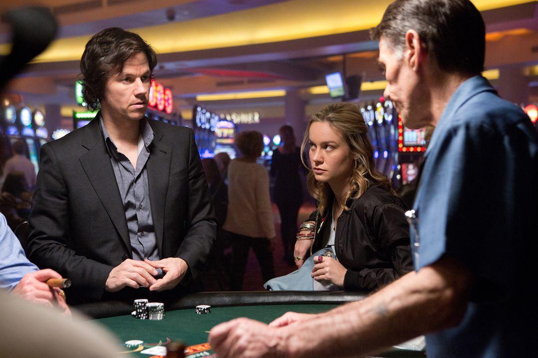 The Gambler: Mark Wahlberg, Brie Larson