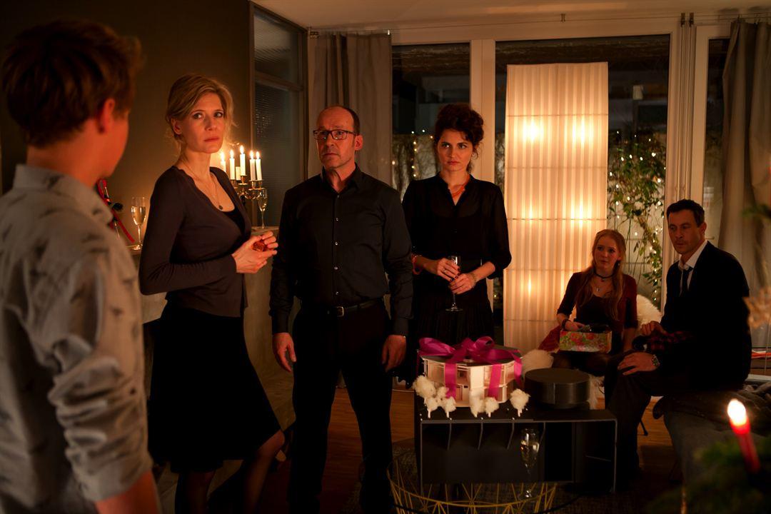 Ich will Dich : Bild Erika Marozsan, Ina Weisse, Marc Hosemann, Matti Schmidt-Schaller, Ulrich Noethen