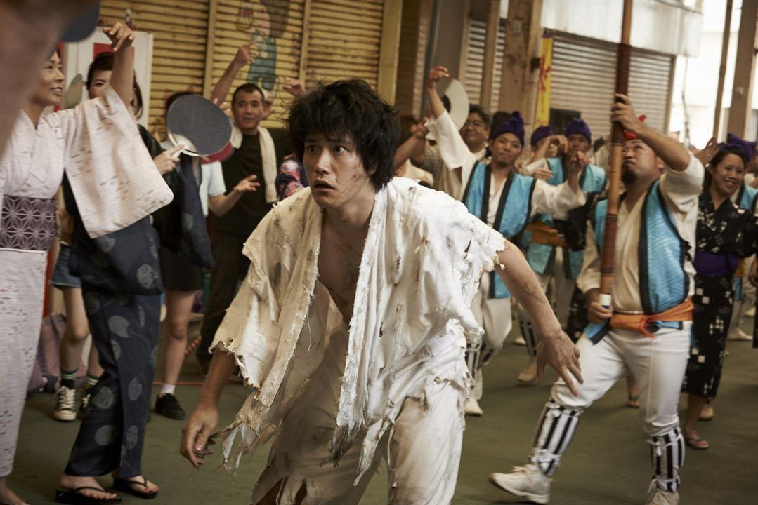 Chasuke's Journey: Kenichi Matsuyama