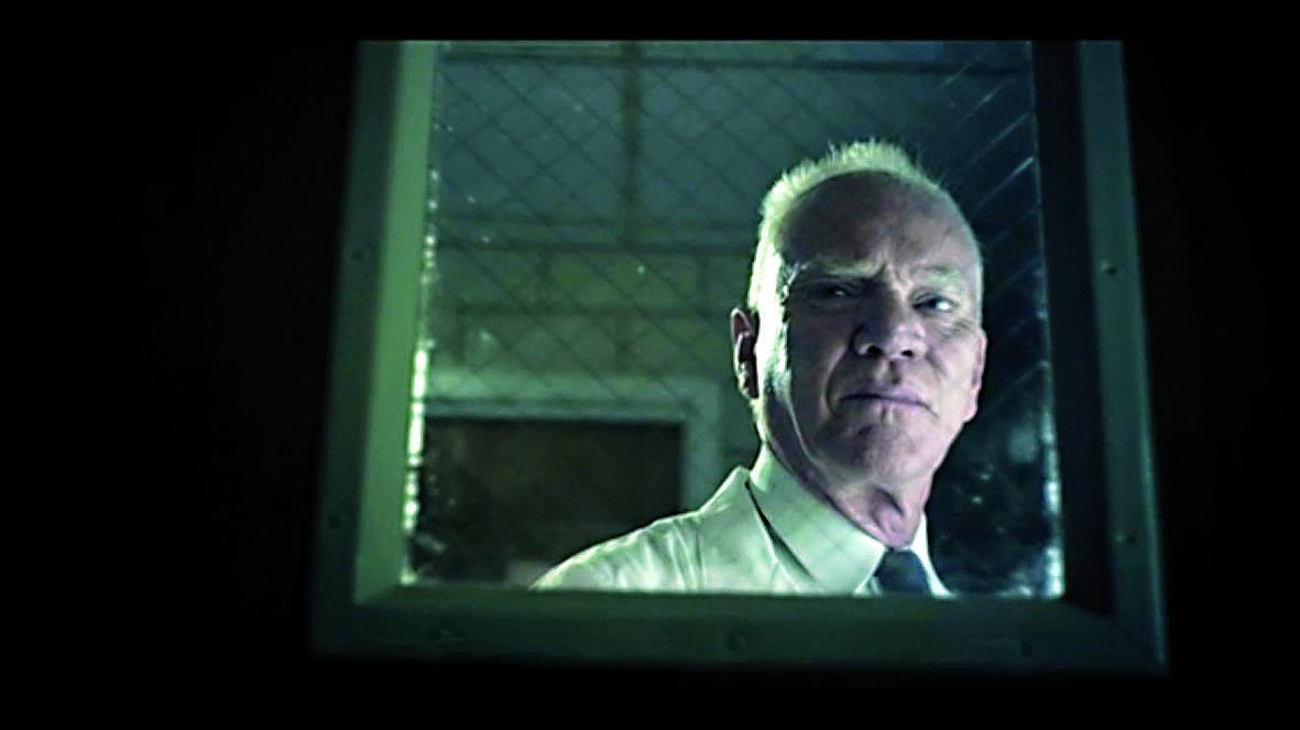 Sanitarium - Anstalt des Grauens: Malcolm McDowell