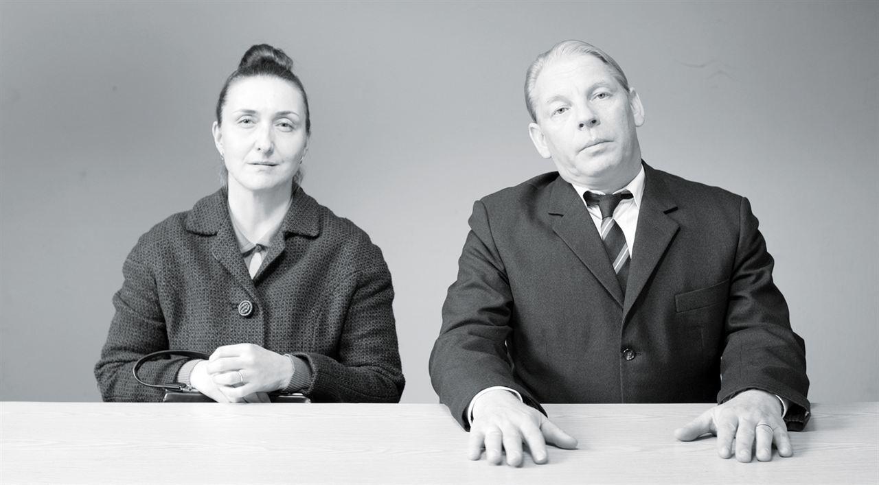 Von jetzt an kein Zurück : Bild Ben Becker, Ursula Ofner