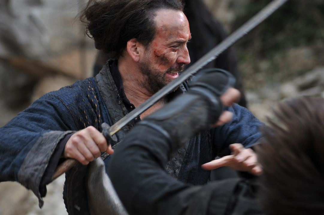 Outcast - Die letzten Tempelritter: Nicolas Cage