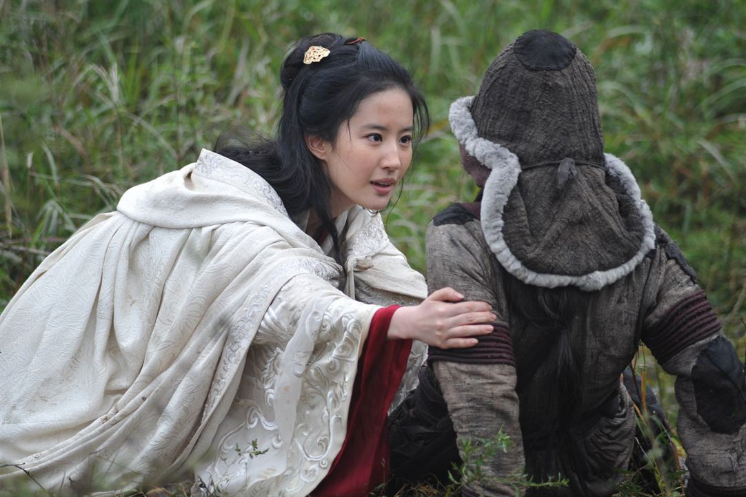 Outcast - Die letzten Tempelritter: Liu Yifei