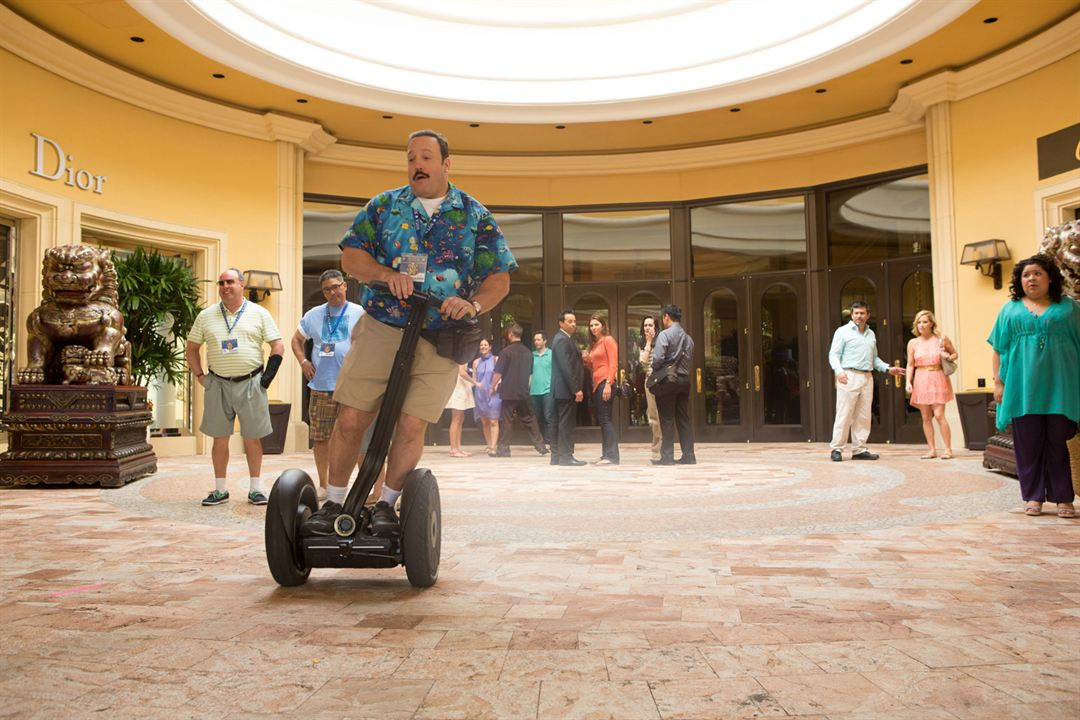 Der Kaufhaus Cop 2 : Bild Gary Valentine, Kevin James, Raini Rodriguez