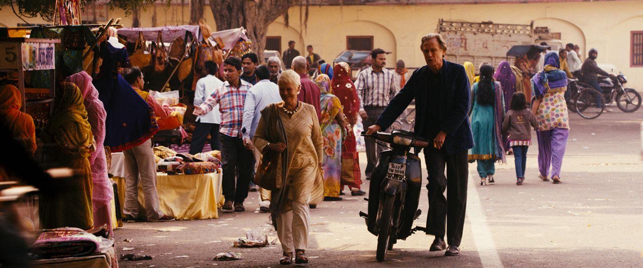 Best Exotic Marigold Hotel 2: Judi Dench, Bill Nighy