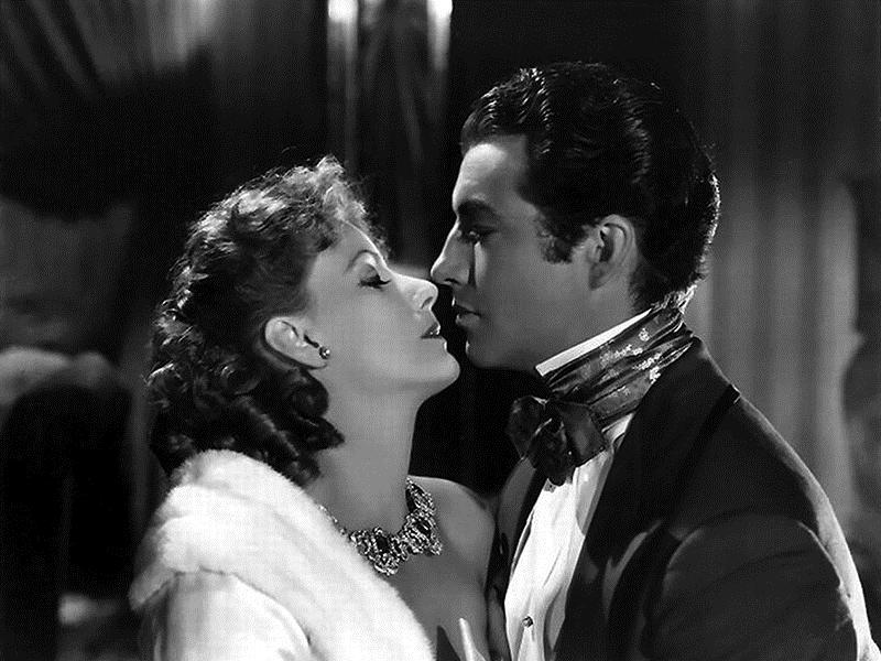 Die Kameliendame : Bild Greta Garbo, Robert Taylor