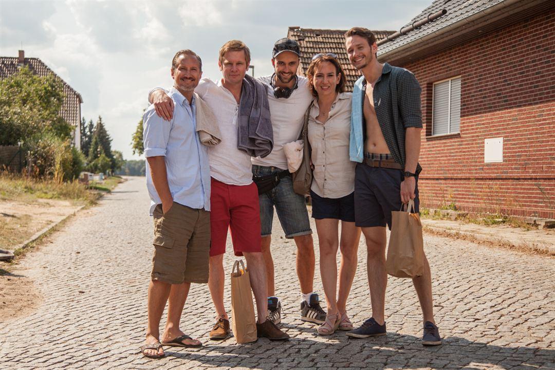 Nachthelle: Benno Fürmann, Kai Ivo Baulitz, Vladimir Burlakov, Anna Grisebach, Florian Gottschick