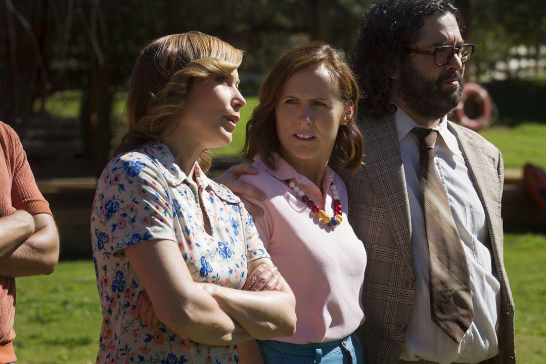 Bild Judah Friedlander, Molly Shannon, Nina Hellman