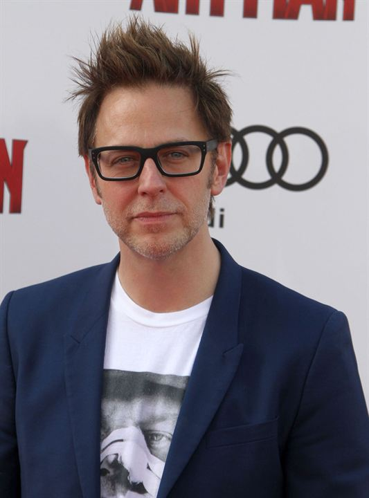 Ant-Man : Vignette (magazine) James Gunn