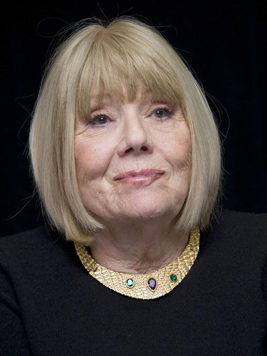 Kinoposter Diana Rigg