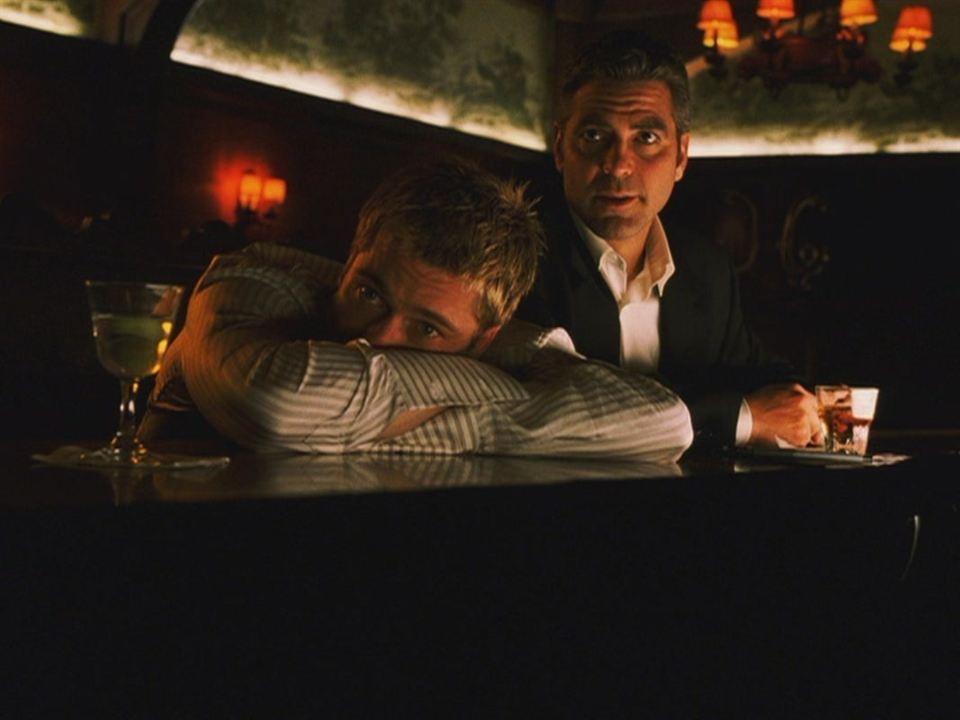 Ocean's Eleven: Brad Pitt, George Clooney