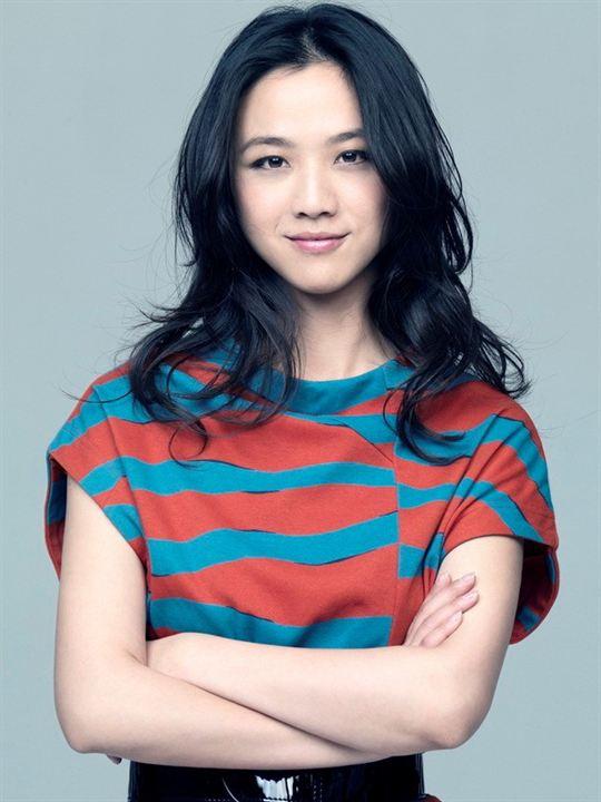 Kinoposter Tang Wei