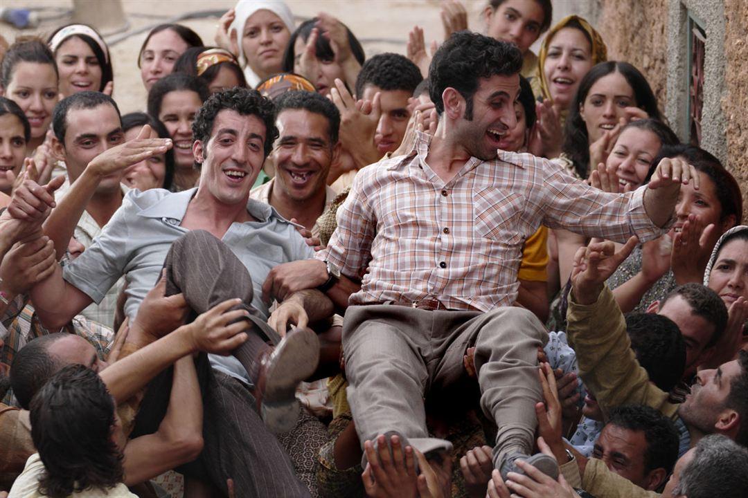Nur wir drei gemeinsam: Khereddine Ennasri,  Kheiron