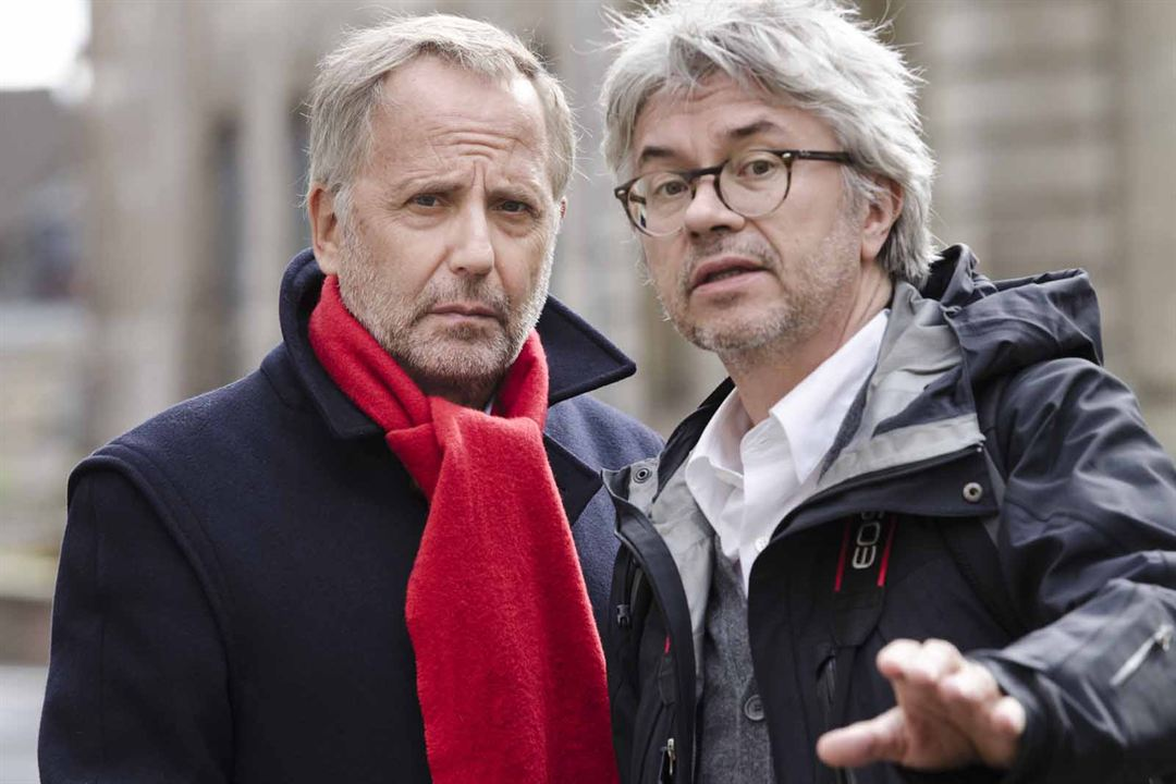 Courted : Bild Christian Vincent, Fabrice Luchini