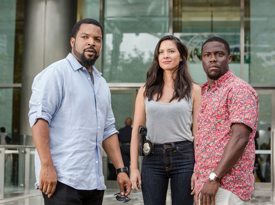 Ride Along 2: Next Level Miami : Bild Ice Cube, Kevin Hart, Olivia Munn