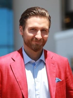 Kinoposter Goran Markovic