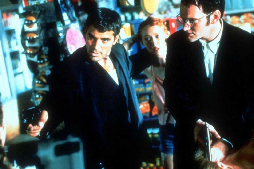 From Dusk till Dawn: Quentin Tarantino, George Clooney