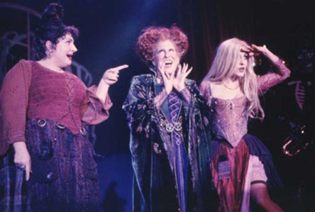 Hocus Pocus - Drei zauberhafte Hexen: Bette Midler, Kathy Najimy, Sarah Jessica Parker