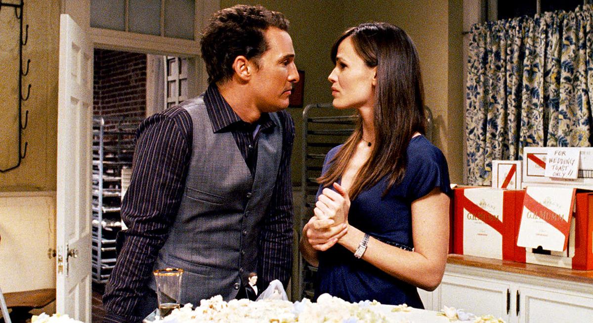 Der Womanizer - Die Nacht der Ex-Freundinnen: Matthew McConaughey, Jennifer Garner