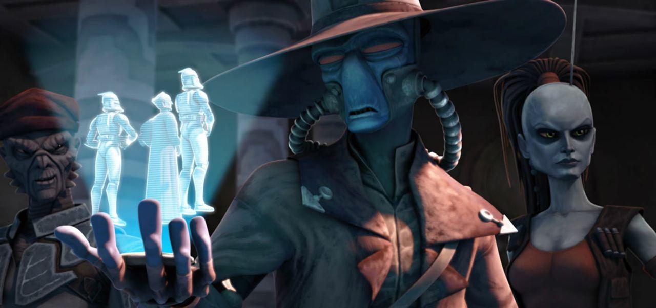 Star Wars: The Clone Wars : Bild