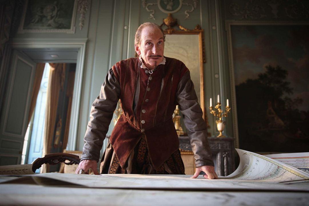 Der Admiral - Kampf um Europa : Bild Charles Dance