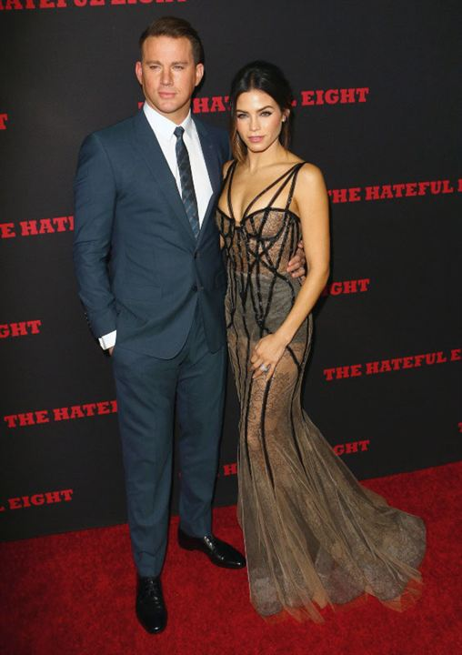 The Hateful 8 : Vignette (magazine) Channing Tatum, Jenna Dewan