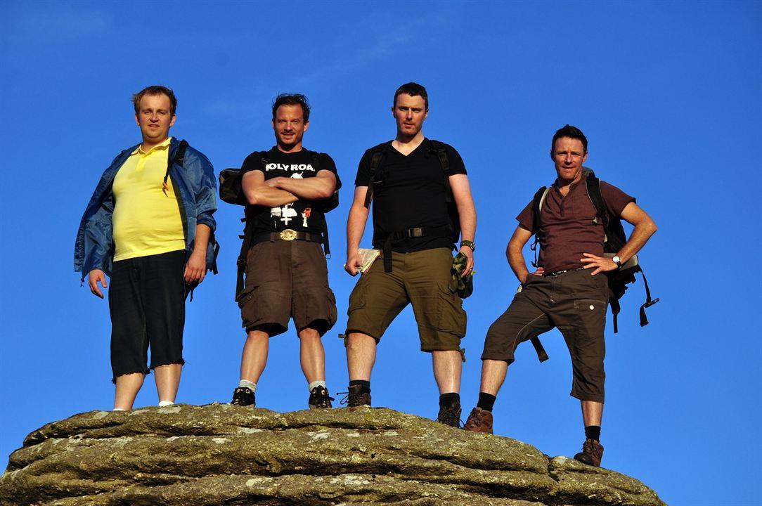 Dartmoor Beast - Freiwild wider Willen : Bild Chris Rogers, Donald Morrison, Mackenzie Astin, Neil Cole