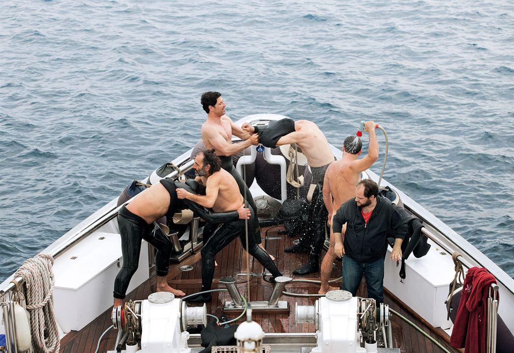 Chevalier : Bild Makis Papadimitriou, Panos Koronis, Sakis Rouvas, Vangelis Mourikis, Yorgos Kendros