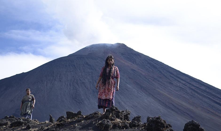 Ixcanul - Träume am Fuße des Vulkans : Bild María Mercedes Croy