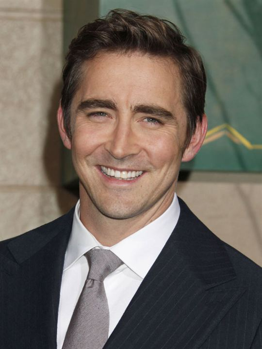 Kinoposter Lee Pace
