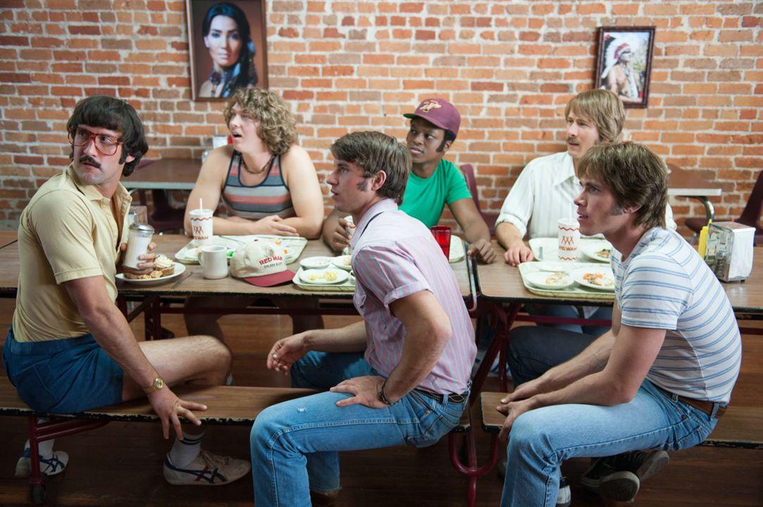 Everybody Wants Some!! : Bild Blake Jenner, Glen Powell, J. Quinton Johnson, Juston Street, Tanner Kalina