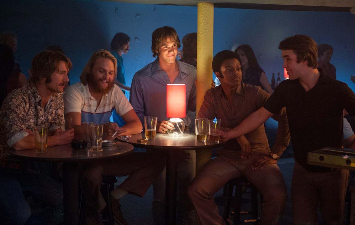 Everybody Wants Some!! : Bild Blake Jenner, Glen Powell, J. Quinton Johnson, Temple Baker, Wyatt Russell