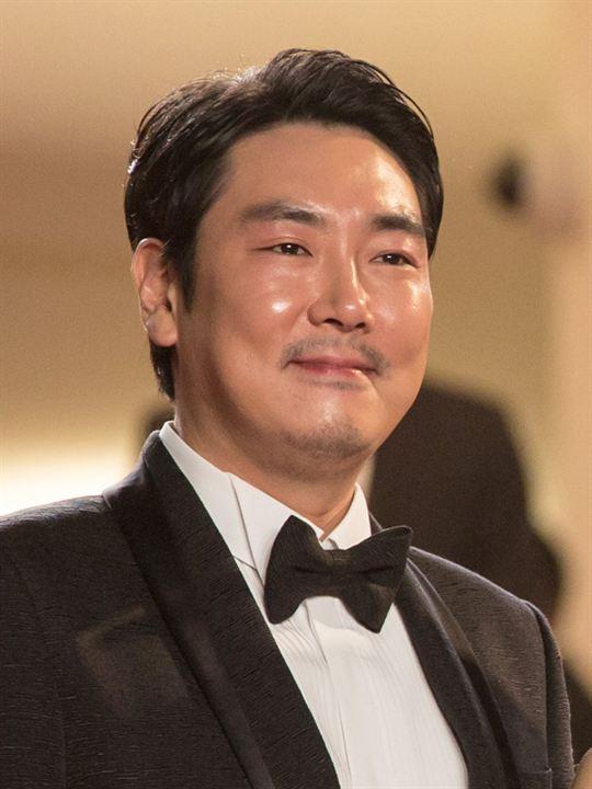Kinoposter Cho Jin-Woong