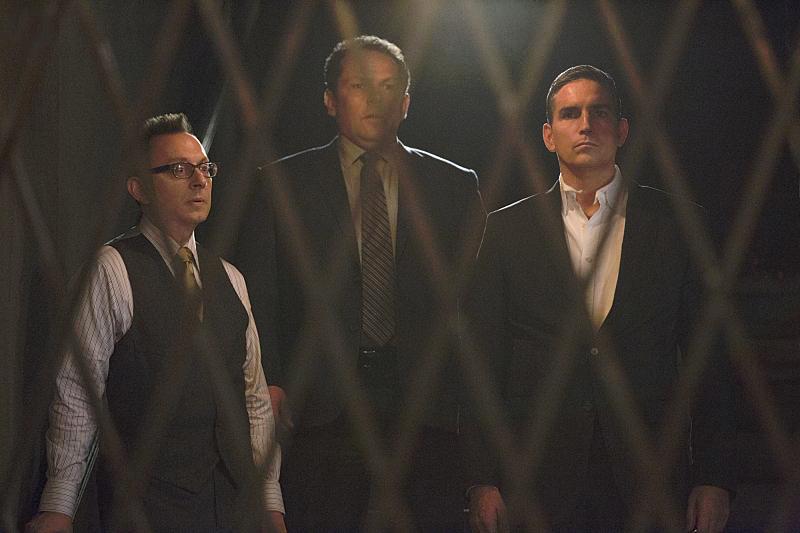 Bild Jim Caviezel, Kevin Chapman, Michael Emerson