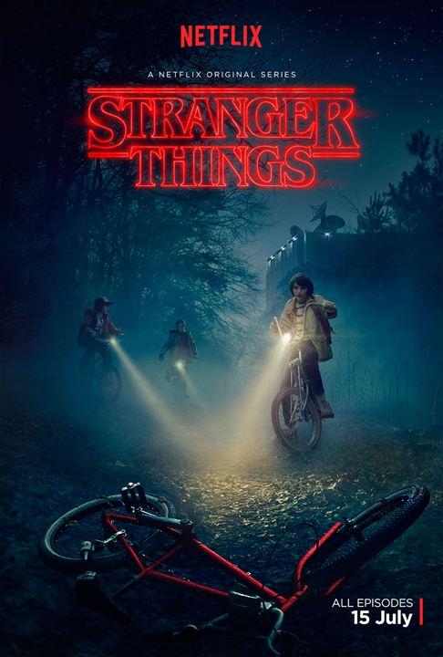 Stranger Things : Kinoposter