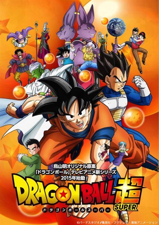 Dragon Ball Super : Kinoposter