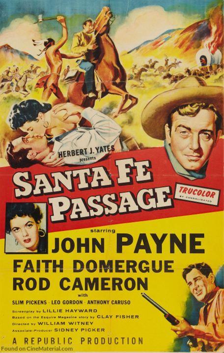 Die Mestizin von Santa Fe