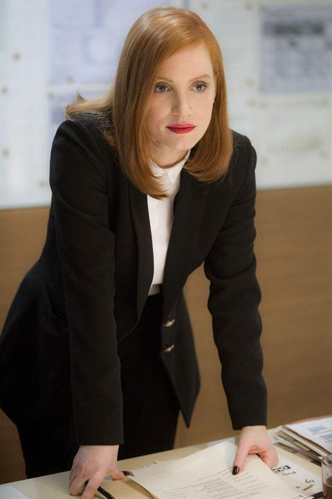 Die Erfindung der Wahrheit: Jessica Chastain
