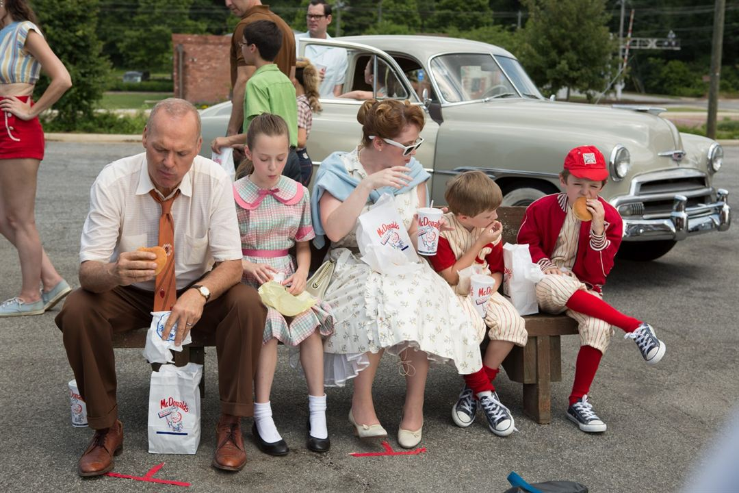 The Founder: Michael Keaton