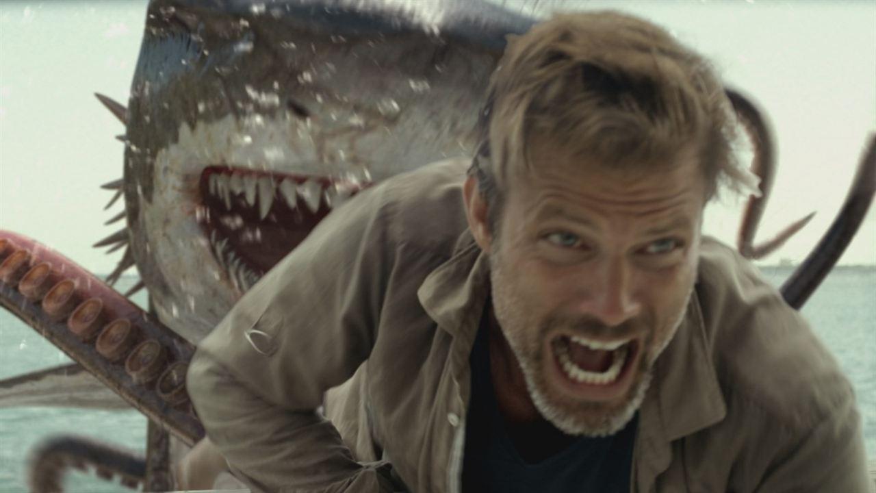 Sharktopus Vs. Whalewolf : Bild Casper Van Dien
