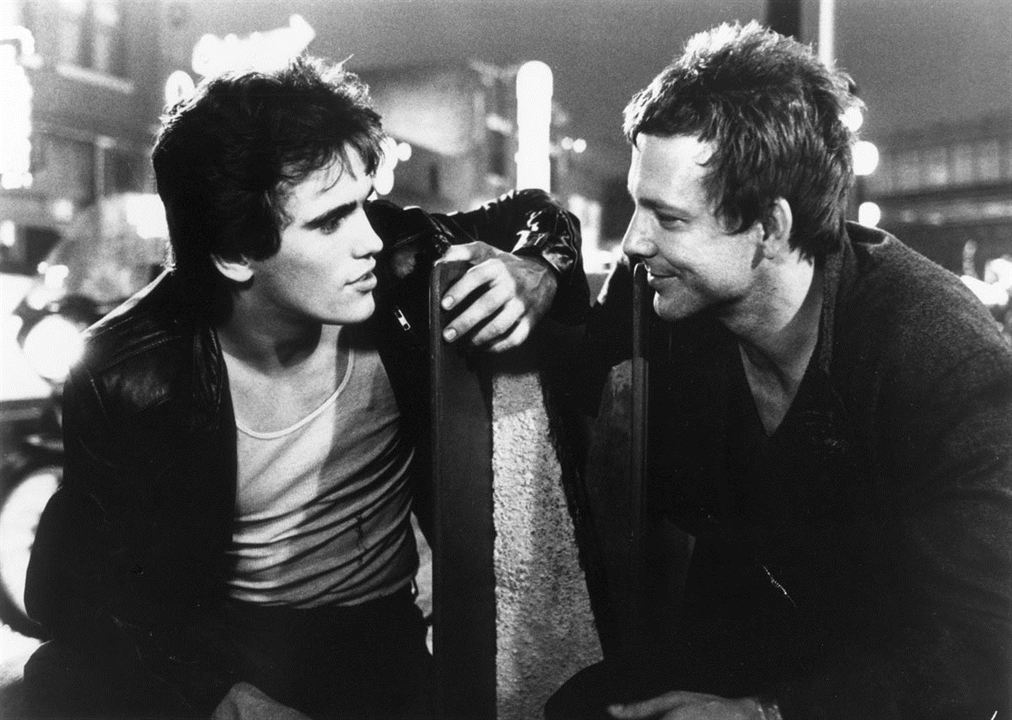 Rumble Fish : Bild Matt Dillon, Mickey Rourke