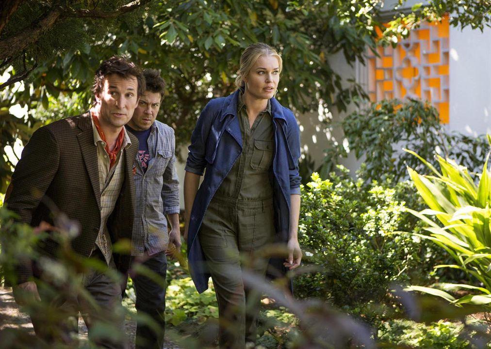 Bild Christian Kane, Noah Wyle, Rebecca Romijn