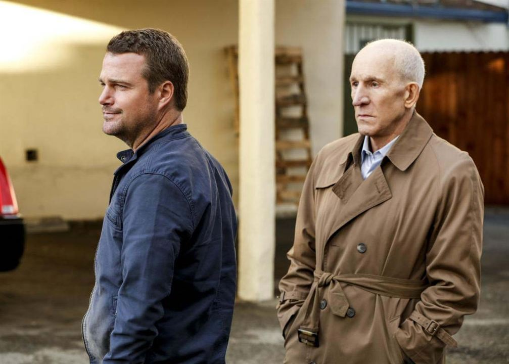 Bild Chris O'Donnell, Daniel J. Travanti