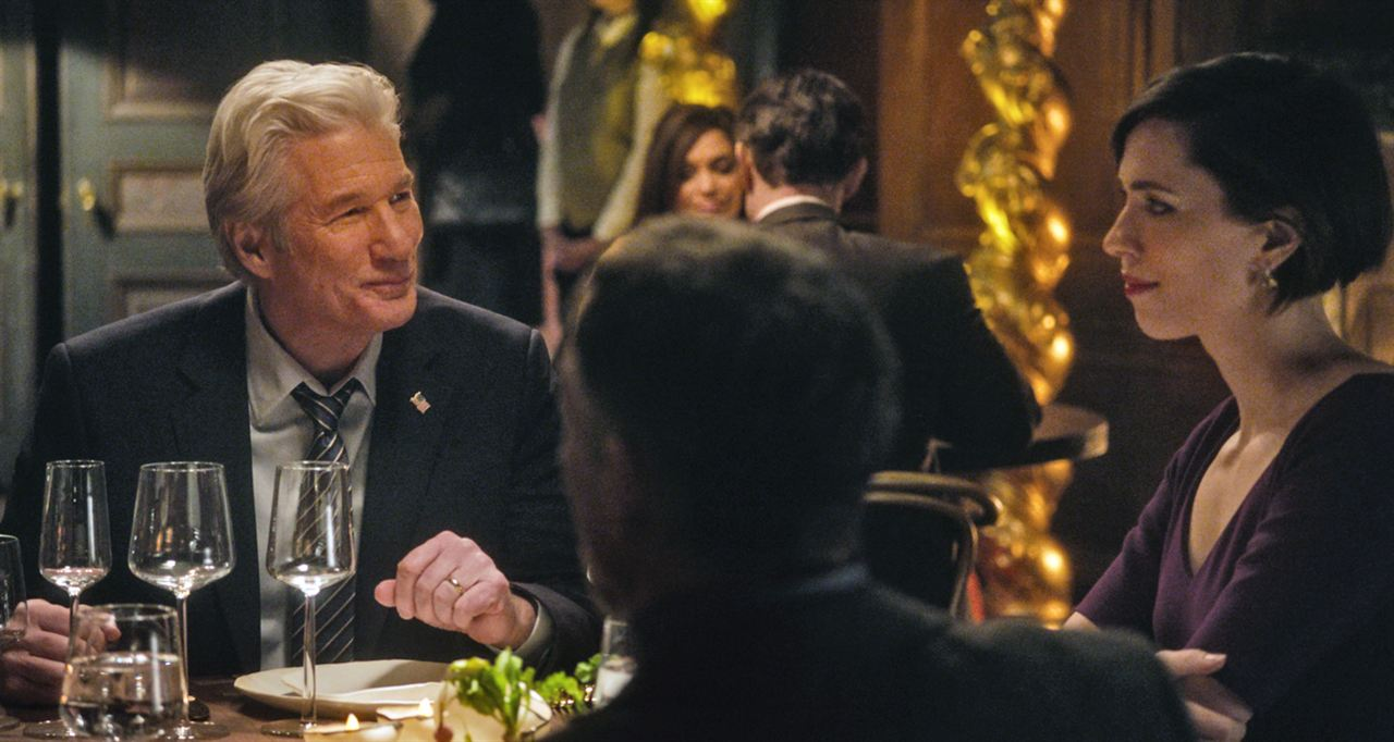 The Dinner: Rebecca Hall, Richard Gere