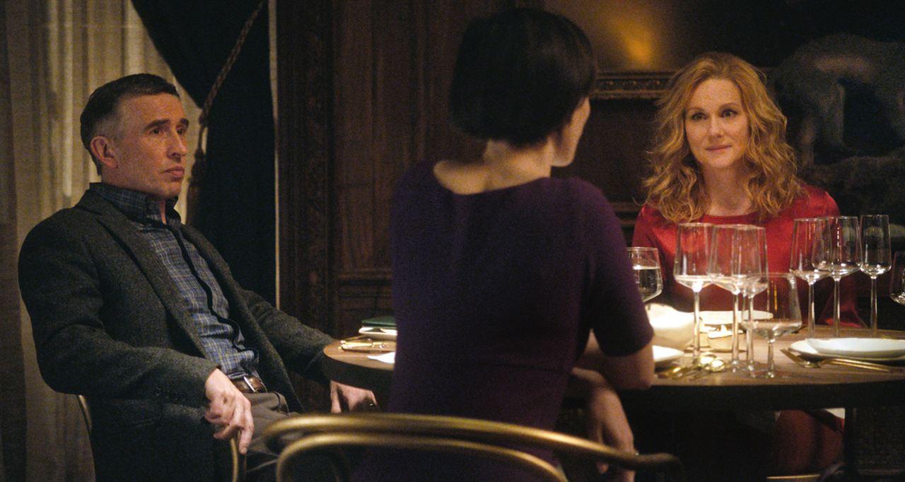 The Dinner: Rebecca Hall, Laura Linney, Steve Coogan