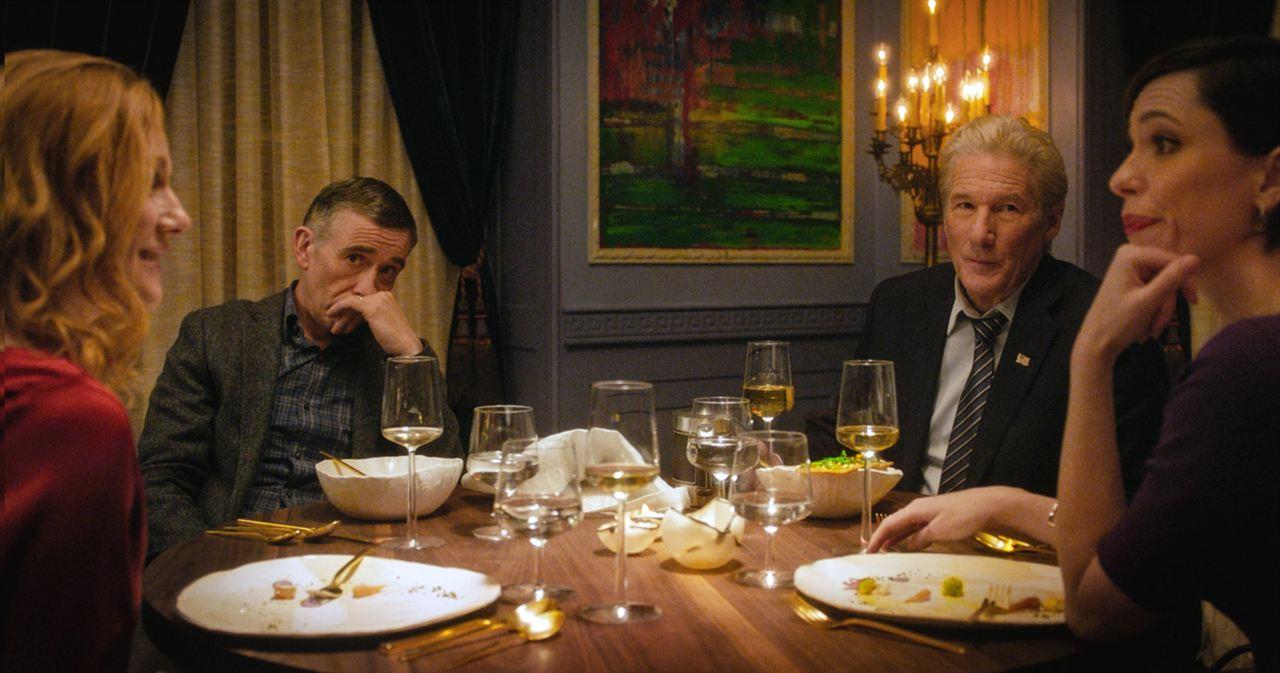 The Dinner: Laura Linney, Rebecca Hall, Steve Coogan, Richard Gere