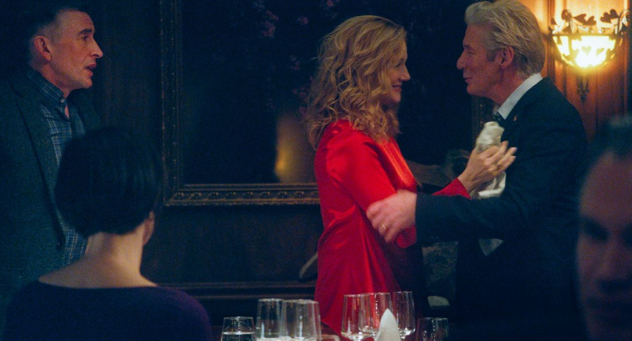The Dinner: Laura Linney, Steve Coogan, Richard Gere