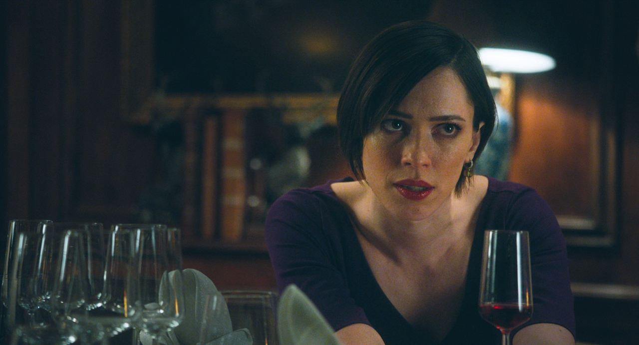 The Dinner: Rebecca Hall