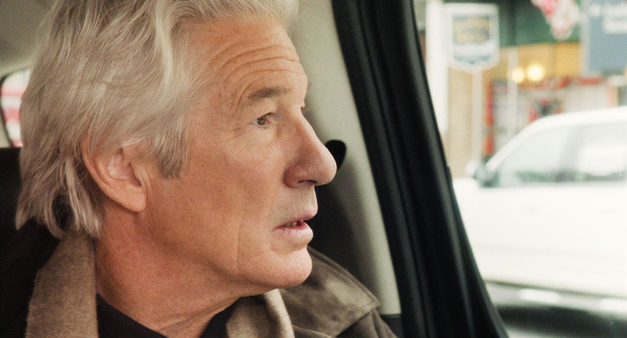 The Dinner: Richard Gere